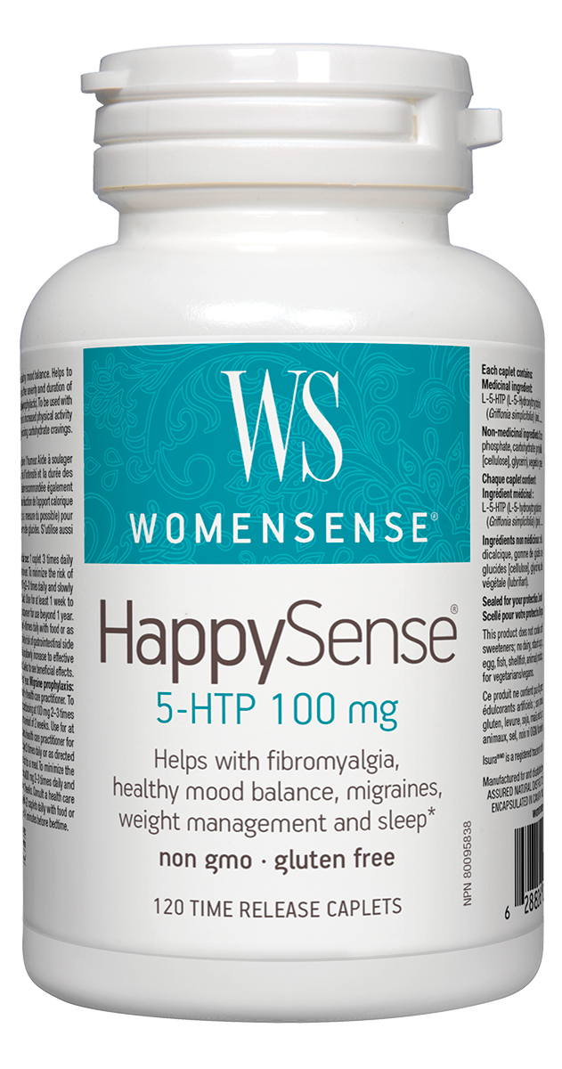 WomenSense - HappySense, 120 caps