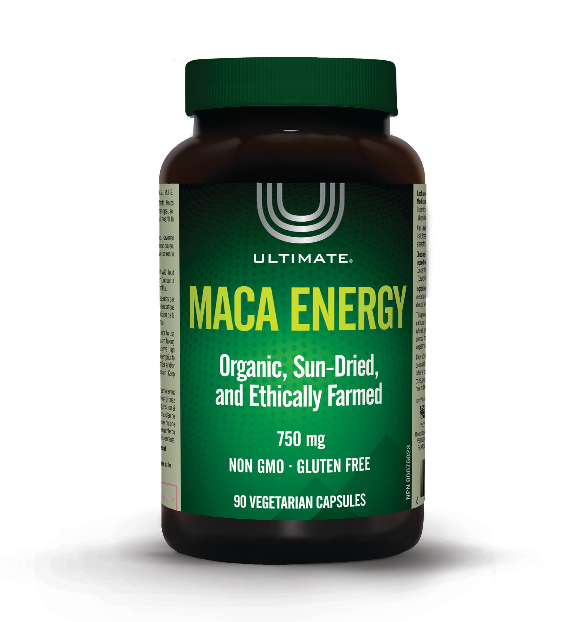 Ultimate - Maca Energy - 90 vcaps