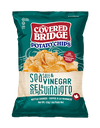 Covered Bridge - Sea Salt & Vinager, 170g