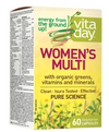 VitaDay - Women's Multi, 60 vcaps