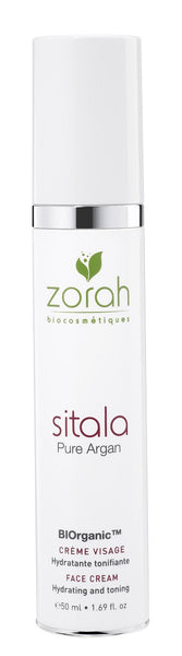 Zorah Biocosmetics - Sitala Face Cream, 50ml - Goodness Me!
