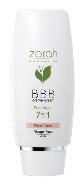 Zorah Biocosmetics - BBB Cream, Peach - Goodness Me!