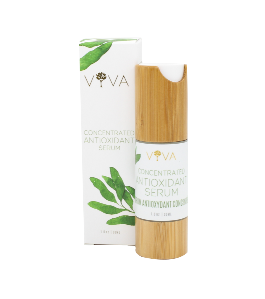 Viva Natural Skincare - Concentrated Antioxidant Serum, 30ml