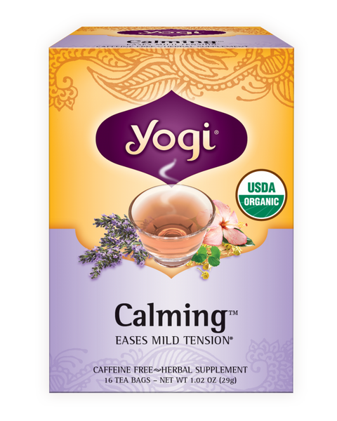 Yogi -  Calming, 16ct - Goodness Me! - 1