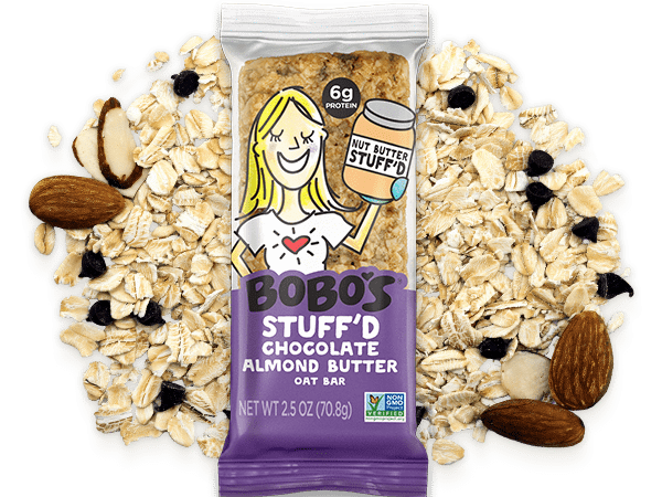 Bobo's - Stuff'd Bars, Chocolate Almond, 71g