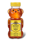 Dutchman's Gold - Summer Blossom Honey Bear, 375g