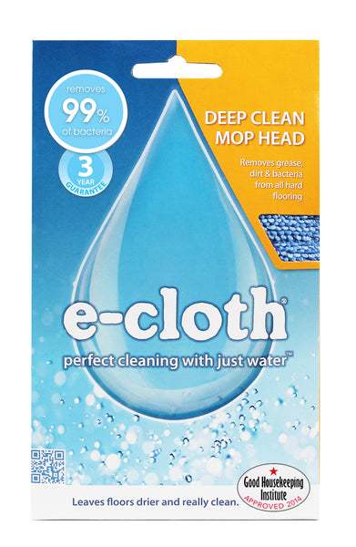 e-cloth - Deep Clean & Dust Mop Head Pack