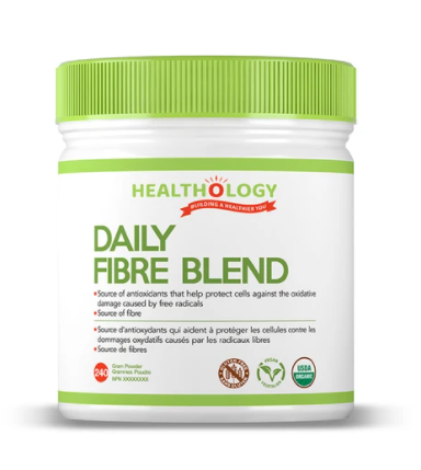Healthology - Daily Fibre Blend, 240g