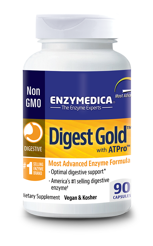 Enzymedica - Digest Gold, 90 caps