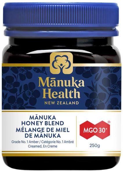 Manuka Health - Manuka Honey, Blend MGO 30+, 250g