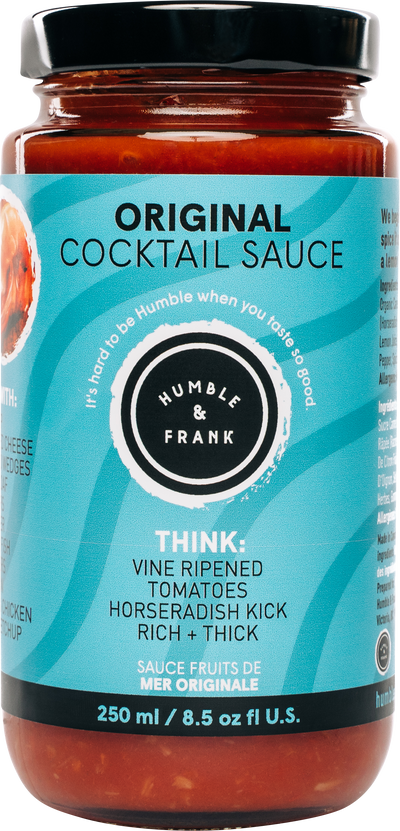 Humble & Frank - Cocktail Sauce, Original 250ml