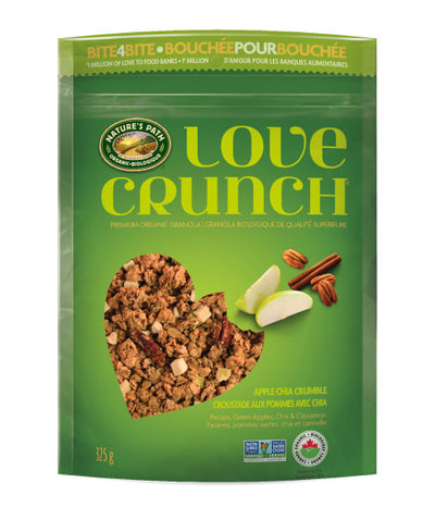 Nature's Path - Love Crunch, Apple Crumble, 325g