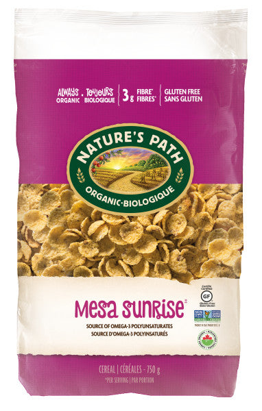 Nature's Path - Organic Mesa Sunrise Cereal, 750g