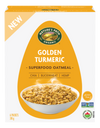 Nature's Path - Oatmeal Golden Turmeric Superfood, 6 x 35g