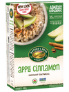 Nature's Path - Oatmeal, Apple Cinnamon, 8 x 50g