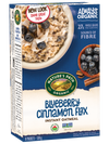 Nature's Path - Oatmeal, Blueberry Cinnamon Flax, 8 x 40g