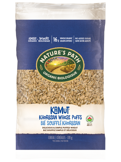 Nature's Path - Organic Kamut Puffs, 170g