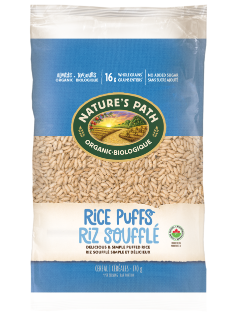 Nature's Path - Organic Rice Puffs, 170g