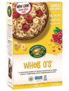 Nature's Path - Organic Whole O's Cereal, 325g