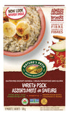 Nature's Path - Gluten-Free Oatmeal Variety Pack, 320g