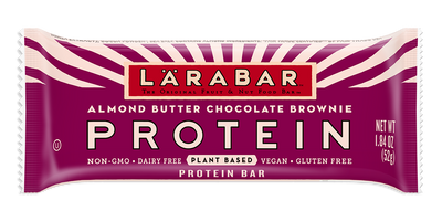 Larabar - Protein, Almond Butter Chocolate Brownie, 52g