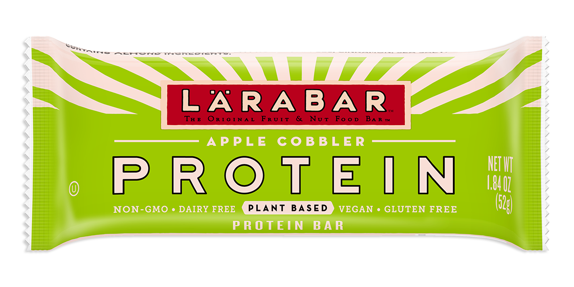 Larabar - Protein, Apple Cobbler, 52g