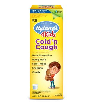 Baby & Kids - Hyland's - Cold'n Cough 4 Kids - 118ml