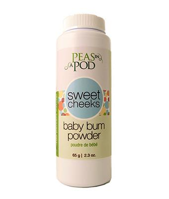 Baby & Kids - Peas In A Pod - Sweet Cheeks Baby Bum Powder™, 65g