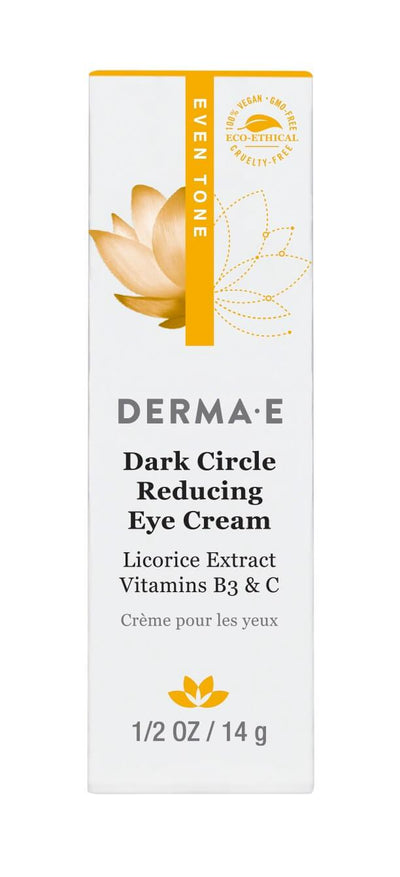 Beauty & Skin Care - Derma E - Even Tone Dark Circle Eye Crème, 14g