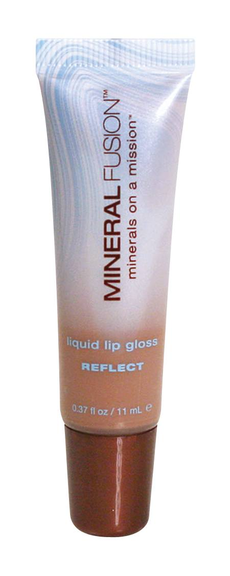Beauty & Skin Care,Food & Drink - Mineral Fusion - Liquid Lip Gloss -Reflect, 11ml