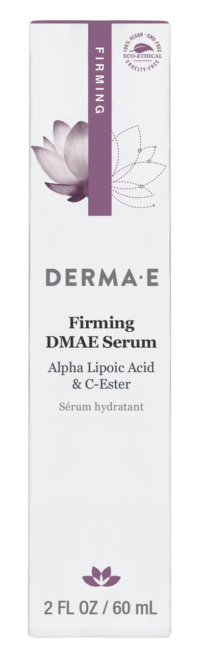 Beauty & Skin Care,Gluten Free,Vegan,Vegetarian,Non GMO - Derma E - Firming DMAE Serum, 60ml