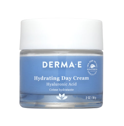 Beauty & Skin Care,Gluten Free,Vegan,Vegetarian,Non GMO - Derma E - Hydrating Day Crème With Hyaluronic Acid