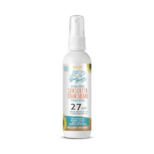 Beauty & Skin Care - Green Beaver - SPF 27 Sunscreen Spray, 90 Ml