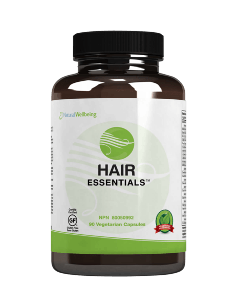 Beauty & Skin Care - Hair Essentials - Hair Essentials Caps - 90caps