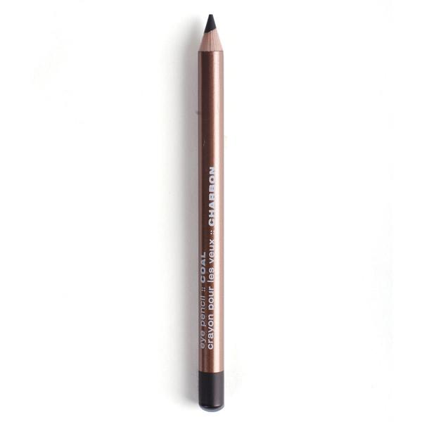 Beauty & Skin Care - Mineral Fusion - 0 Eye Pencil - Coal, 1.1g