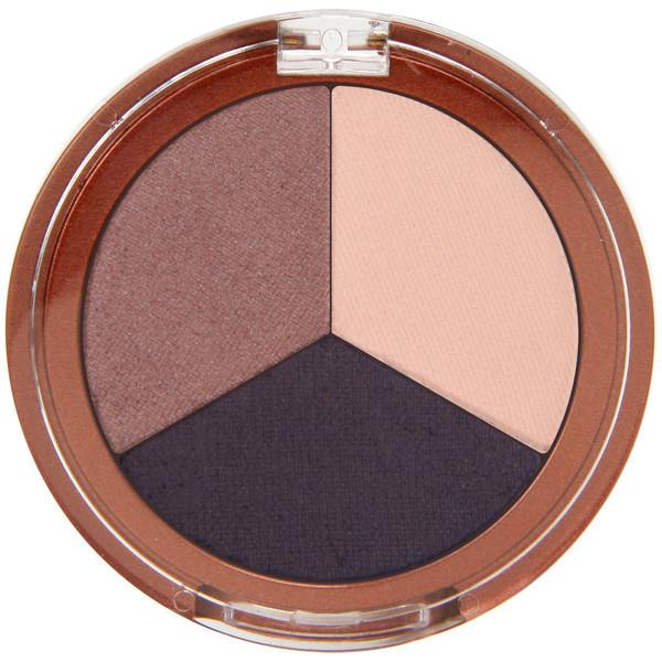 Beauty & Skin Care - Mineral Fusion - Eye Shadow Trio - Density, 3g