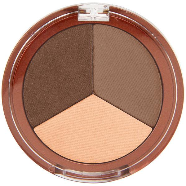 Beauty & Skin Care - Mineral Fusion - Eye Shadow Trio - Fragile, 3g