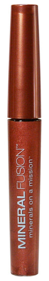Beauty & Skin Care - Mineral Fusion - Lip Gloss -Captivate (Copper Shimmer), 4ml