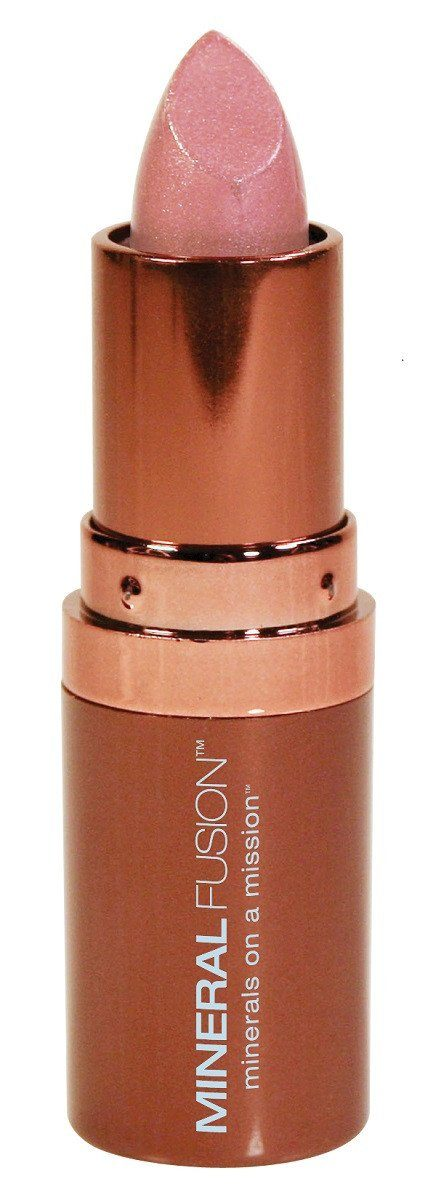 Beauty & Skin Care - Mineral Fusion - Lip Stick - Burst (Shimmering Copper), 3.9g