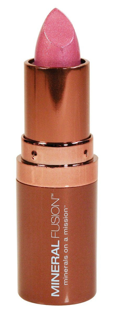 Beauty & Skin Care - Mineral Fusion - Lip Stick - - Intensity (Peachy Pink), 3.9g