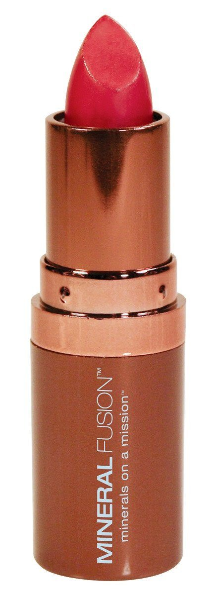 Beauty & Skin Care - Mineral Fusion - Lipstick - Flashy (Orange - Red), 3.9g