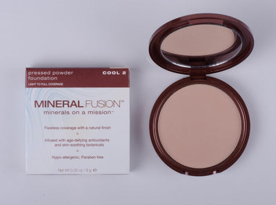 Beauty & Skin Care - Mineral Fusion - Pressed Powder Foundation - Neutral 1 (for Fair, Neutral Skin Tones), 9g