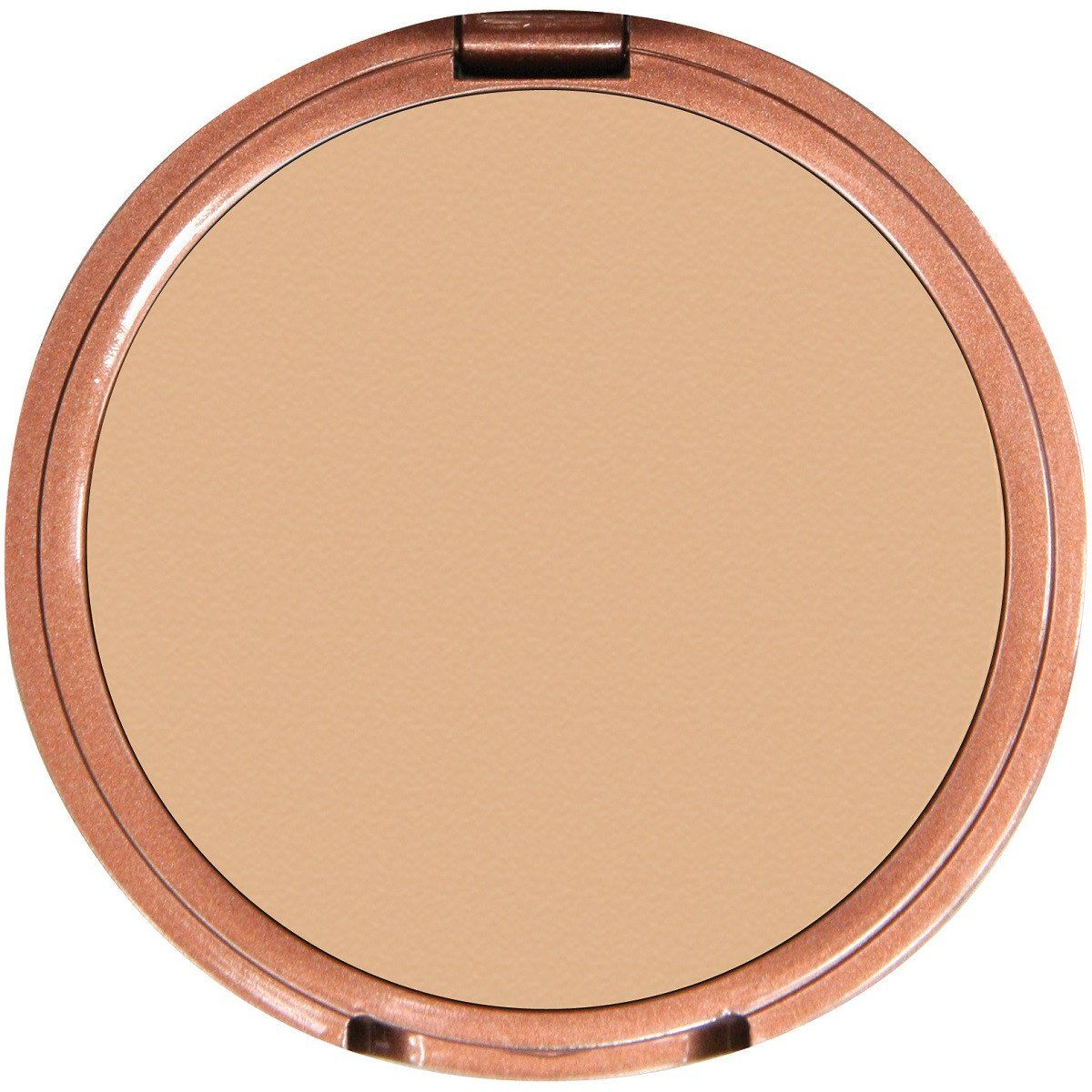 Beauty & Skin Care - Mineral Fusion - Pressed Powder Foundation - Warm 3 (for Medium Skin With Neutral Undertones), 9g