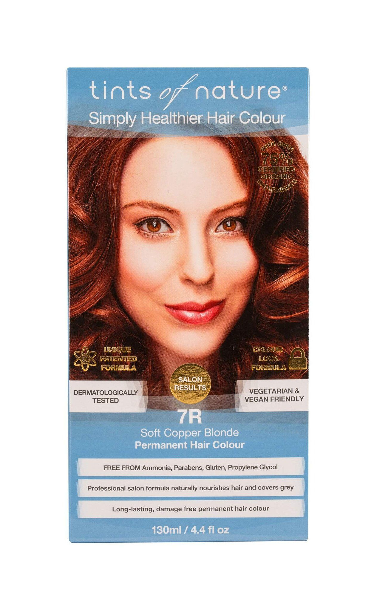 Beauty & Skin Care - Tints Of Nature - 7R Soft Copper Blonde, 130ml