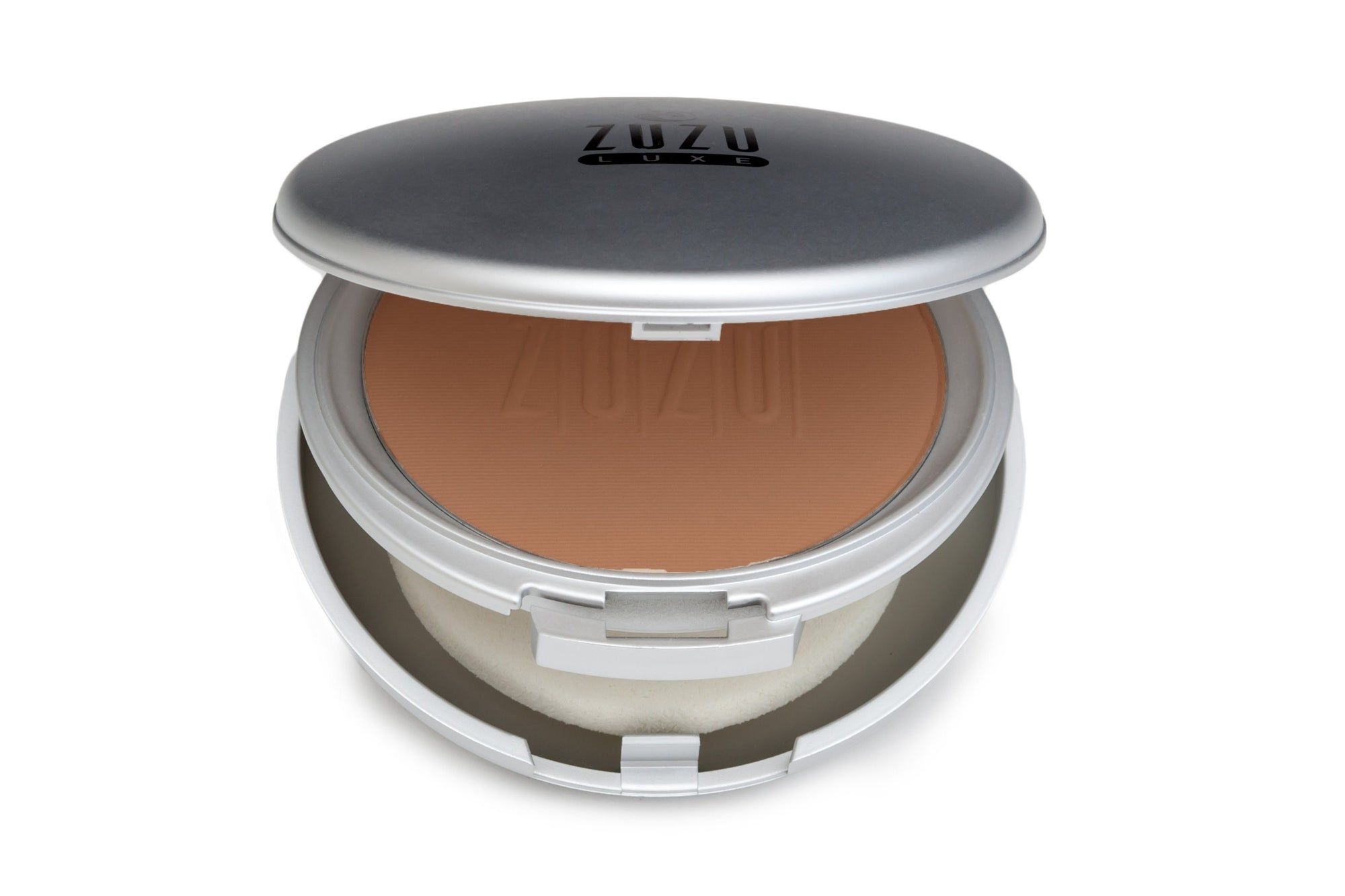 Beauty & Skin Care - Zuzu Luxe - Dual Powder Foundation, D-24