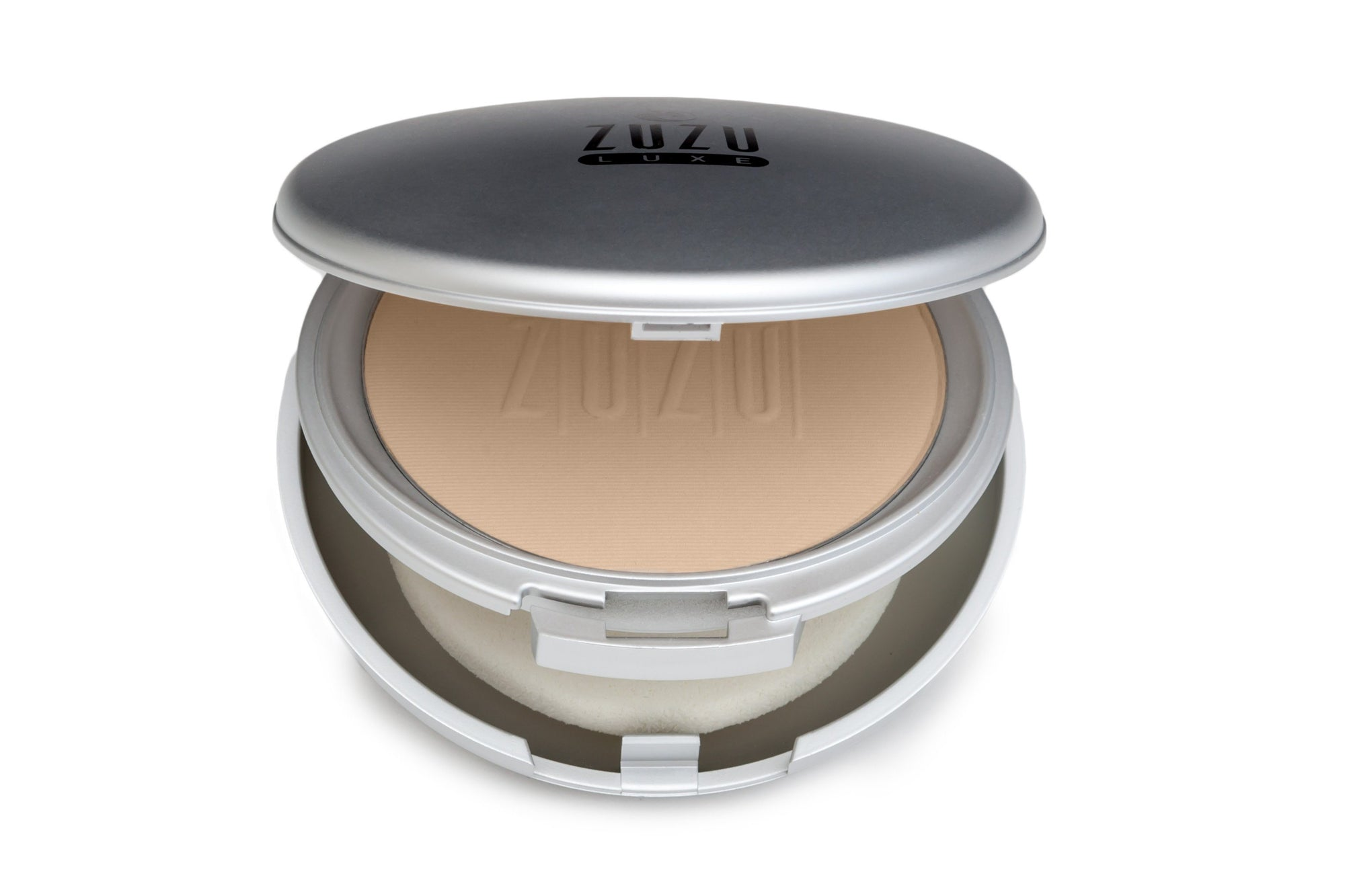 Beauty & Skin Care - Zuzu Luxe - Dual Powder Foundation, D-4