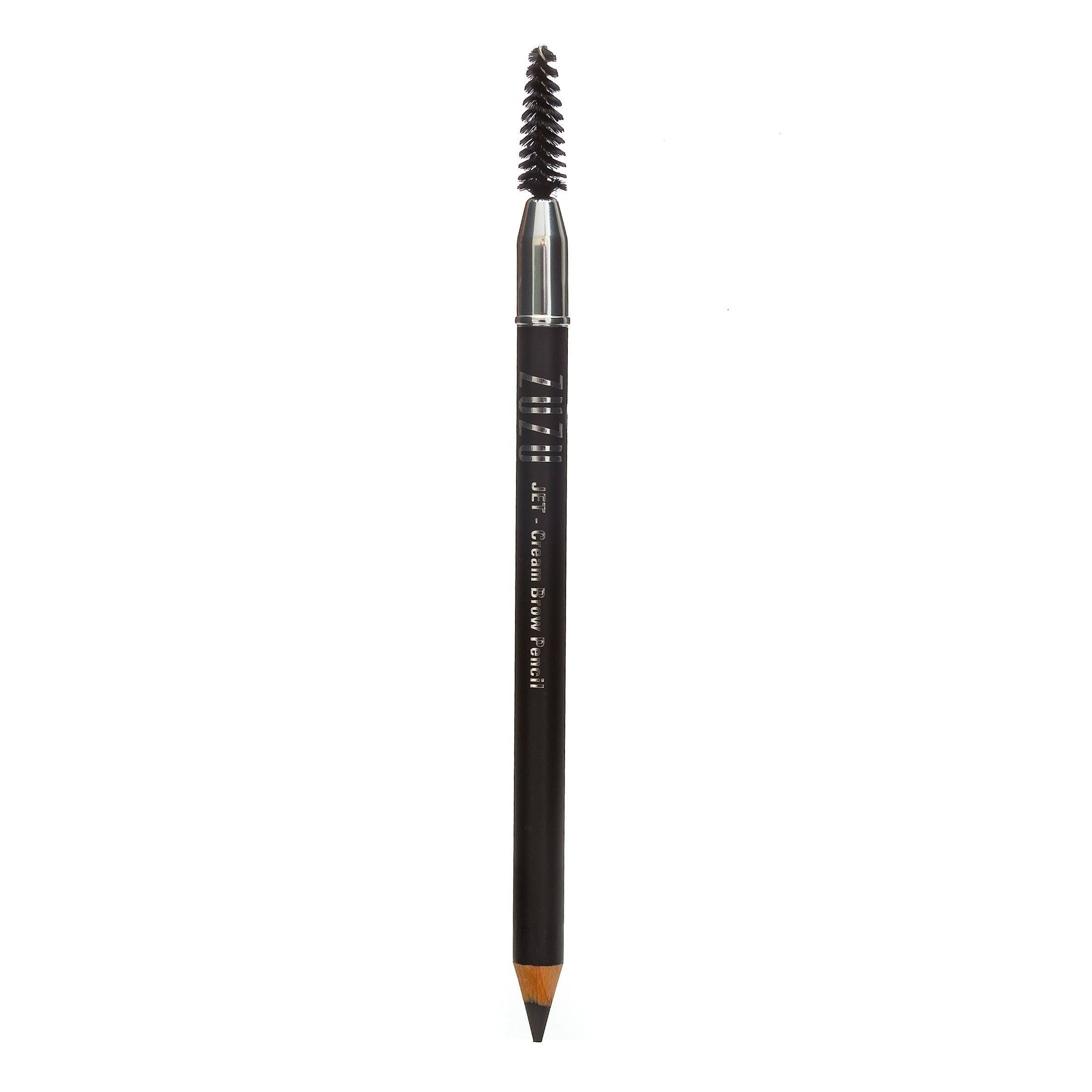 Beauty & Skin Care - Zuzu Luxe - Gluten Free Cream Brow Pencil, Jet