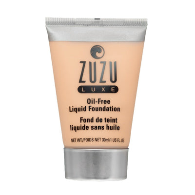 Beauty & Skin Care - Zuzu Luxe - Gluten Free Oil Free Liquid Foundation, L-6