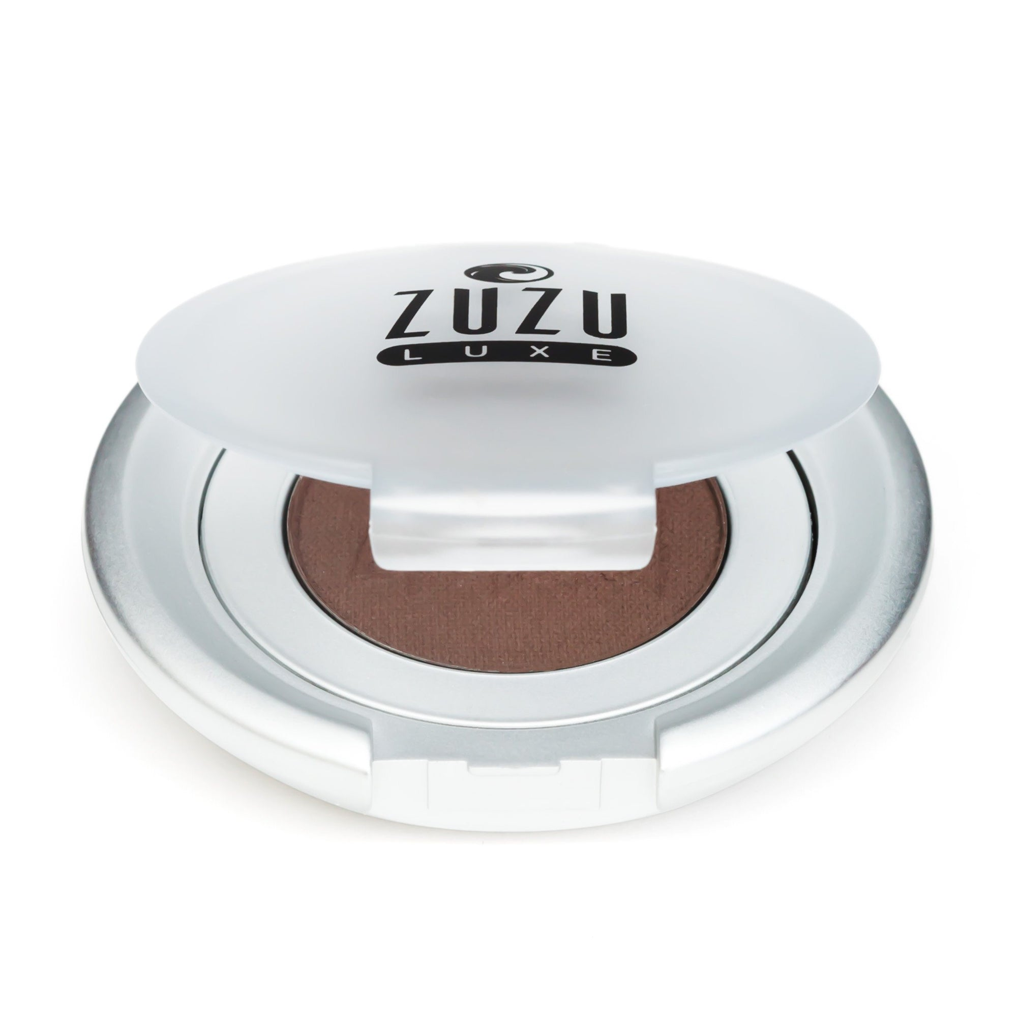 Beauty & Skin Care - Zuzu Luxe - Vegan Eyeshadow, Espresso