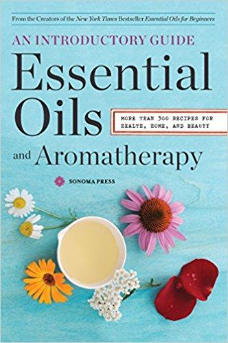 Books - Health Management Books - Essential Oils & Aromatherapy, 1 Book
